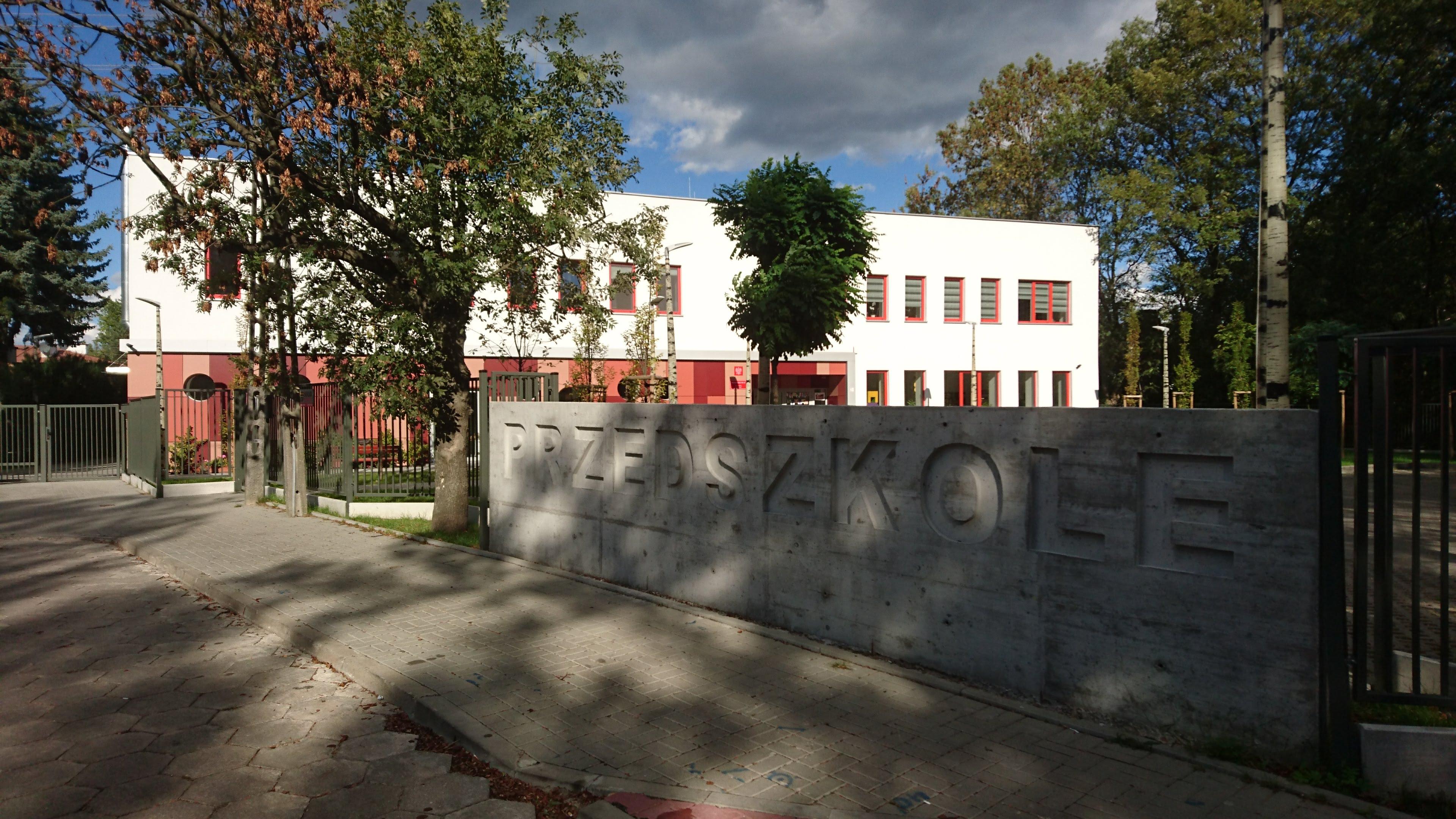 Będzie dodatkowe wejście do Przedszkola na Kunieckiej